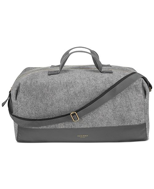 Azzaro Receive a Complimentary Weekender Bag with any $89 purchase from the Azzaro Men's fragrance collection