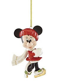 2019 Skate Away Minnie Ornament