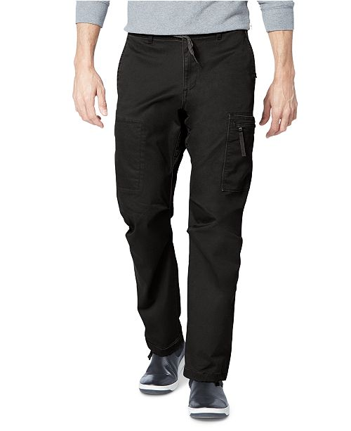 Dockers Men's Straight-Fit Stretch Urban Twill Cargo Pants