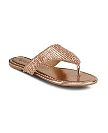 Flash Forward Embellished Sandals