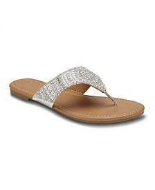 Olivia Miller Saved Fav Embellished Sandals