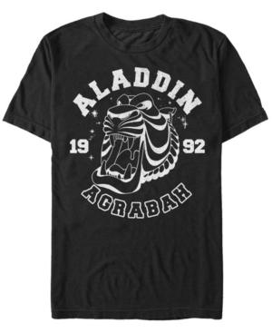 Disney Men's Aladdin Agrabah 1992 Short Sleeve T-Shirt
