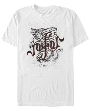 Live Action Jafar Cobra Sketch Short Sleeve T-Shirt