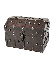Vintage-Like Caribbean Pirate Chest