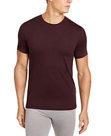 Men's Cool Ultra-Soft Light Weight Crew Neck Sleep T-Shirt