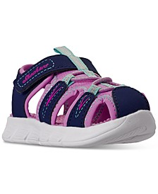 Toddler Girls C-Flex Stay-Put Closure Sport Sandals