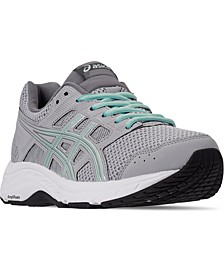 Women's GEL-Contend 5 Wide Width Running Sneakers from Finish Line
