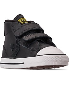 Converse Toddler Boys Star Player 3V Asteroid Mid Top Casual Sneakers from Finish Line