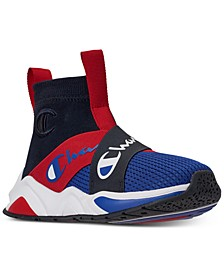 Boys Rally Crossover Casual Sneakers from Finish Line