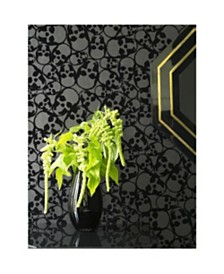 Graham Brown Skulls Black Wallpaper