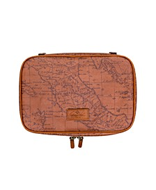 Coated Canvas Ilaria Hanging Travel Case