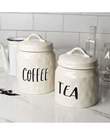 VIP Home International 2-Piece and Canisters