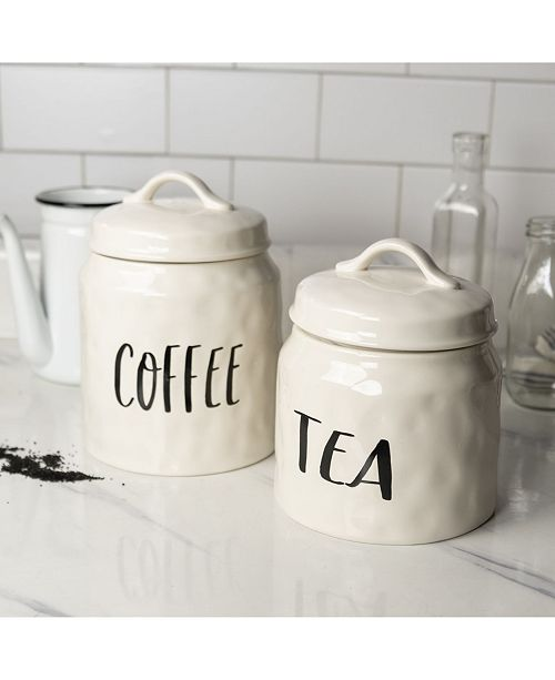 VIP Home & Garden VIP Home International 2-Piece and Canisters