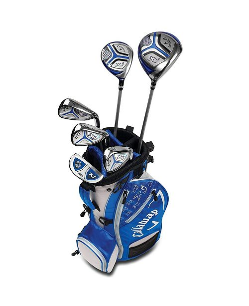 Sportsman's Supply Callaway XJ Junior Golf Set Level 2 Right Hand