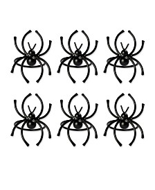Design Imports Spider Napkin Ring Set