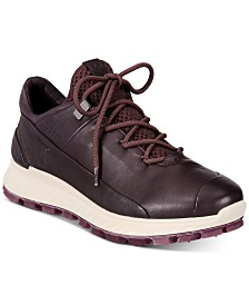 Ecco Women's Exostrike Mid Waterproof Sneakers