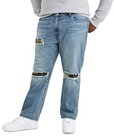 Men's Big and Tall 541 Athletic Fit Jeans