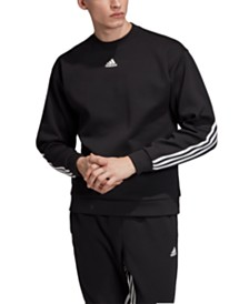adidas Men's 3-Stripe Sweatshirt