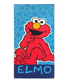 Elmo Beach Towel