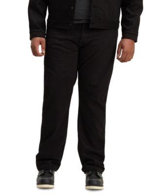 Men's Big & Tall 501 Original Fit Stretch Jeans