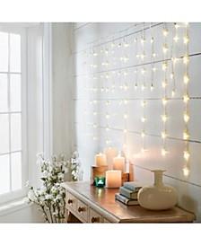 String Lights LED Novelty Curtain Stars
