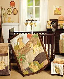 Disney Lion King Nursery Collection