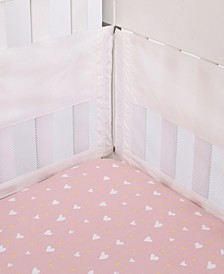 Cotton Tail Secure-Me Crib Liner