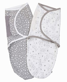 Starry Night Swaddle 2-Pack