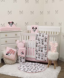 Minnie Mouse 6-Piece Crib Bedding Set