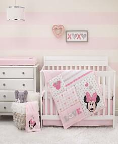 Minnie Mouse Bedding Set - Macy\'s