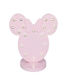 Disney Minnie Mouse Marquee Light