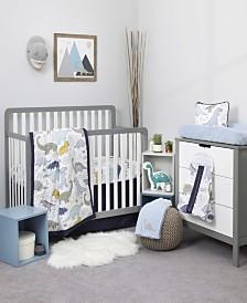 Nojo Little Dinosaurs 8-Piece Crib Bedding Set