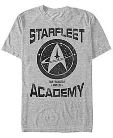 Men's Starfleet Academy Starfleet Complete Insignia Short Sleeve T-Shirt