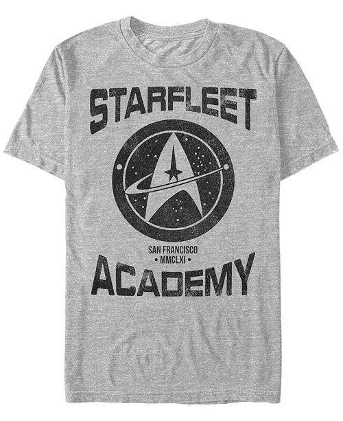 best cheap 2bdcc bb245 Men's Starfleet Academy Starfleet Complete Insignia Short Sleeve T-Shirt