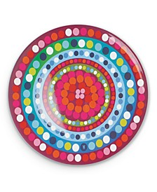 "15.5"" Bindi Round Platter"
