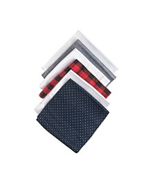 Levi's Men's Handkerchiefs - Pack of 6