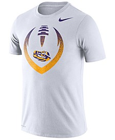 Men's LSU Tigers Dri-Fit Cotton Icon T-Shirt
