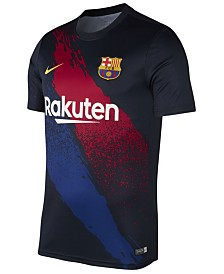 Nike Men's FC Barcelona Club Team Pre-Match Top