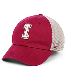Indiana Hoosiers Stamper CLOSER Stretch Fitted Cap
