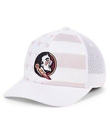 Top of the World Florida State Seminoles Sub Flag Trucker Cap
