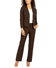 Two-Button Pant Suit