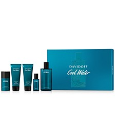 Men's 5-Pc. Cool Water Gift Set