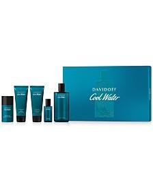 Davidoff Men's 5-Pc. Cool Water Gift Set