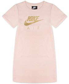 Little Girl Logo-Print T-Shirt Dress