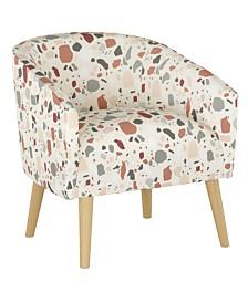 Robert Deco Chair, Quick Ship