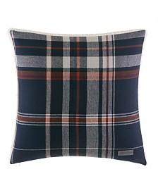 Eddie Bauer Horizon Bay Plaid Throw Pillow