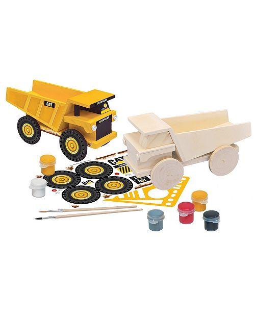 Masterpieces, Inc. Masterpieces Works of Ahhh, Caterpillar Dump Truck Paint Kit