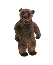 """20"""" Bobo Grizzly Bear Plush Toy"""