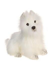 Westie Highland Terrier Dog Plush Toy