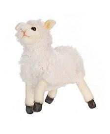 "7"" Little Lamb Plush Toy"